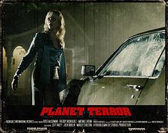 Lobby Card de Planet Terror (3)