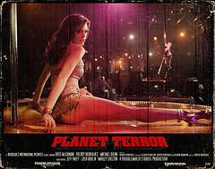 Lobby Card de Planet Terror (4)