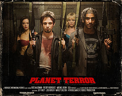 Lobby Card de Planet Terror (5)