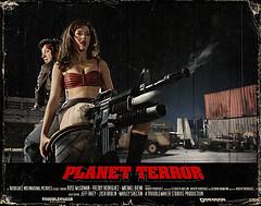 Lobby Card de Planet Terror (6)