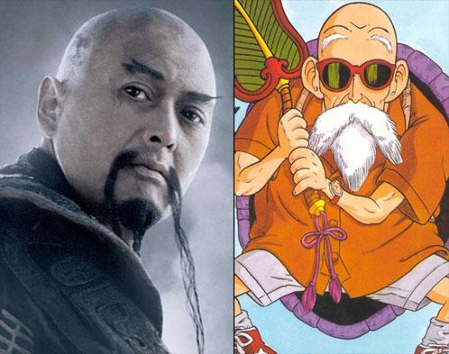 Chow Yun-Fat será el Maestro Rōshi