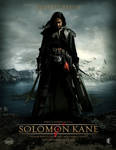Nuevo cartel de Solomon Kane
