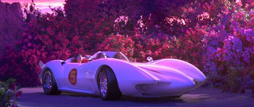 Nueva imagen de Speed Racer