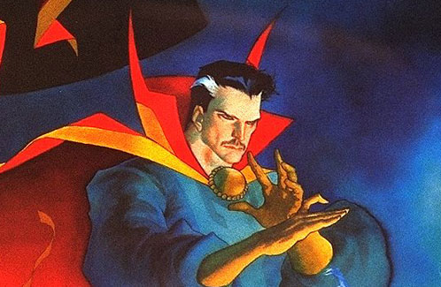 Dr. Strange, otro que se suma a la lista de Guillermo del Toro!