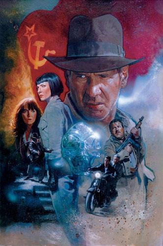 Segunda portada del nuevo cómic de Indiana Jones