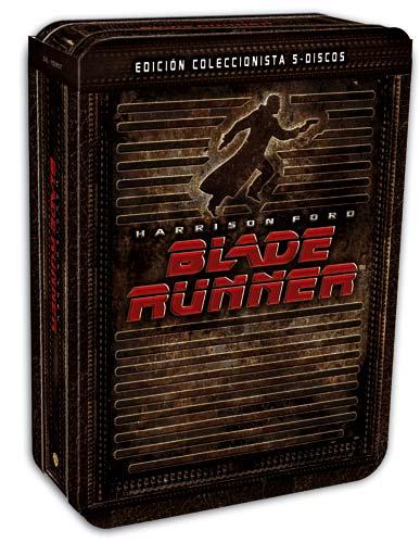 Blade Runner: Edición Coleccionista 5 discos