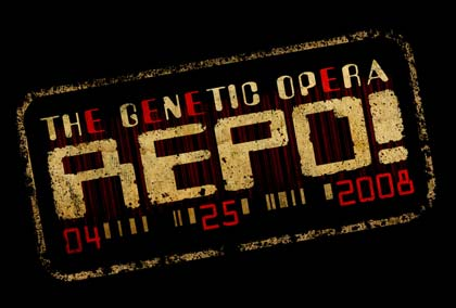 Logo de Repo! The Genetic Opera!