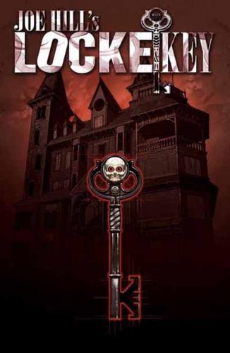 Portada de Locke & Key