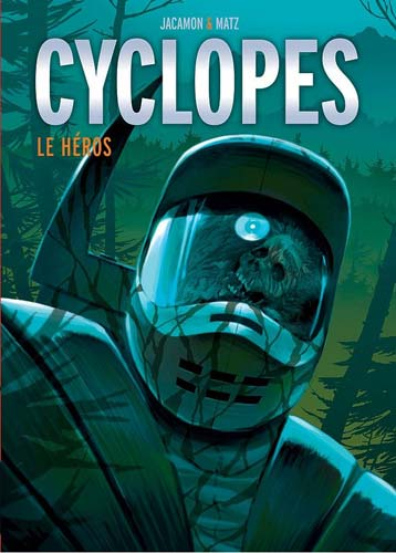 Portada de Cyclopes