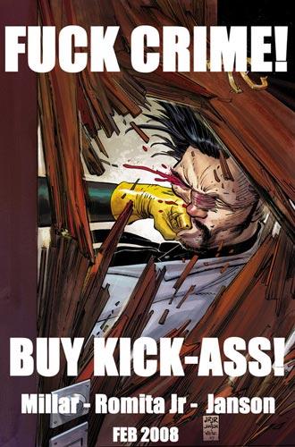 Portada de Kick-Ass
