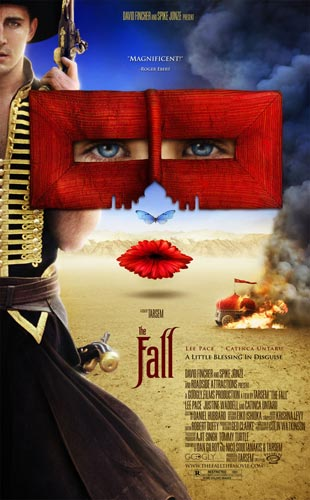 Póster de The Fall