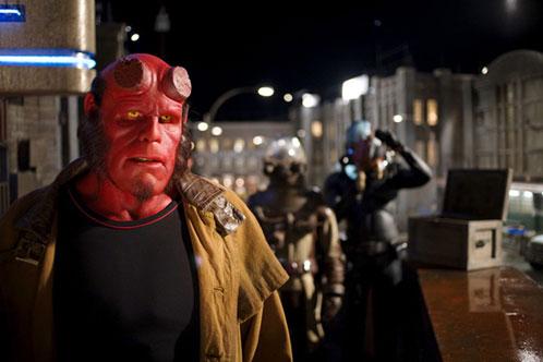 Nueva imagen de Hellboy II: The Golden Army