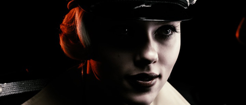 Scarlett Johansson en el papel de Silken Floss
