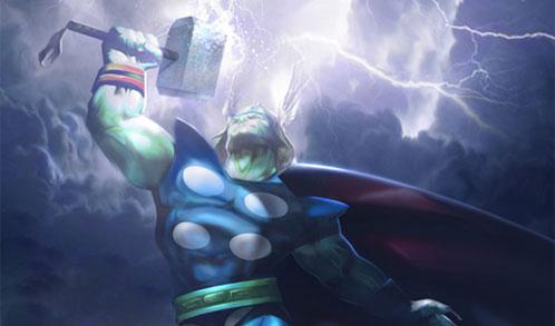 Thor, uno de los próximos proyectos de Marvel