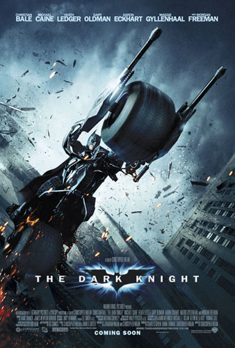 Nuevo cartel de The Dark Knight: Moto