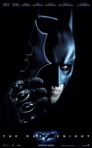 Nuevo cartel de The Dark Knight: Batman