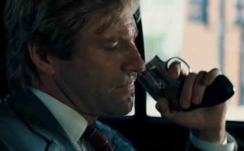 ¿Harvey Dent como Dos Caras?