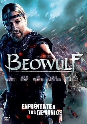 Portada de la edición de 1 Disco de Beowulf