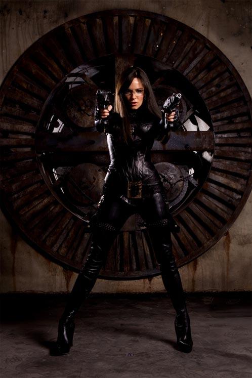 Sienna Miller como La Baronesa Cobra... argh