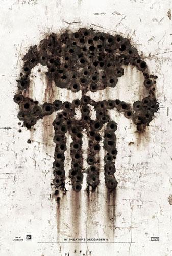Teaser póster de Punisher: War Zone