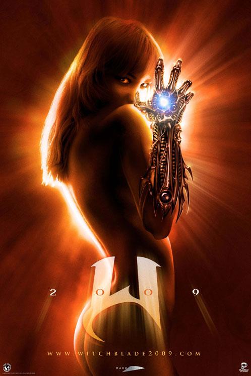 Teaser póster de Witchblade