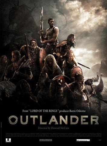 Póster de Outlander...
