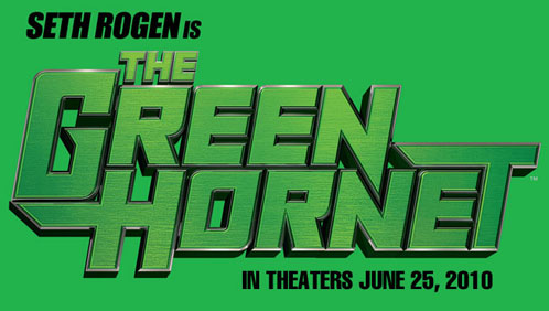 Logo de The Green Hornet