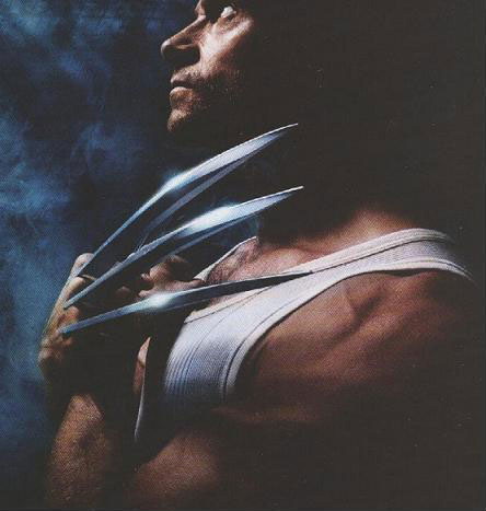 """""""Nueva"""" imagen promocional de X-Men Origins: Wolverine"""