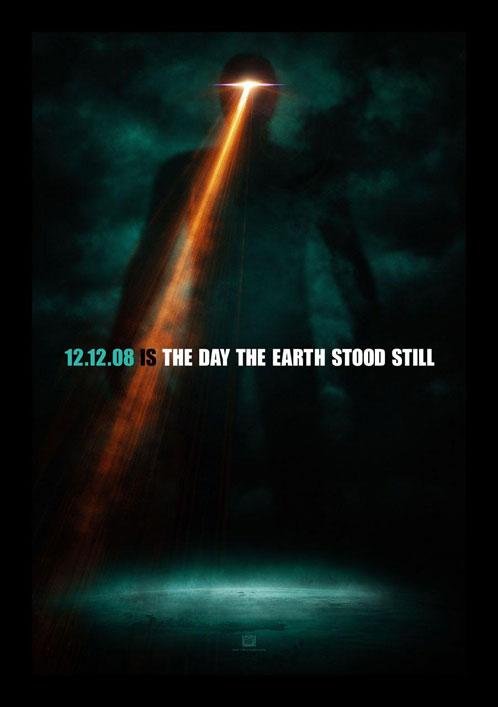 Segundo cartel de The Day the Earth Stood Still
