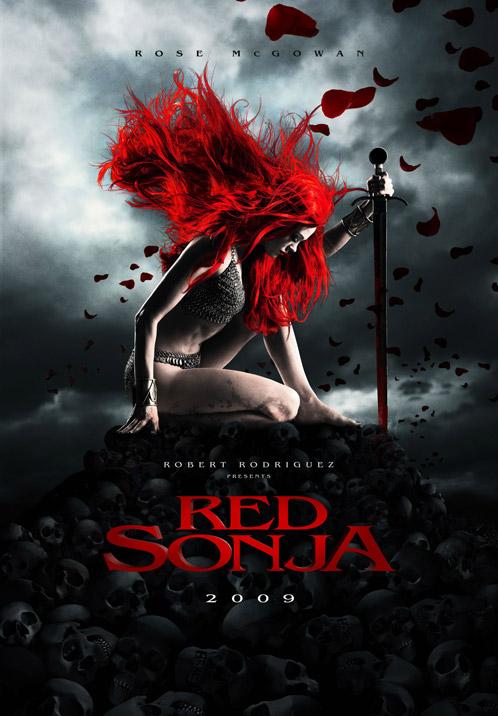 Segundo teaser póster de Red Sonja