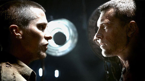 John Connor contra Marcus en Terminator Salvation