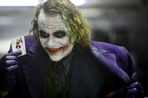 Joker se presenta