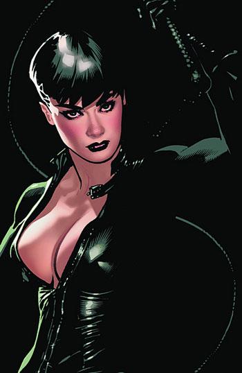 ¿Os imagináis a una Catwoman diferente a esta?