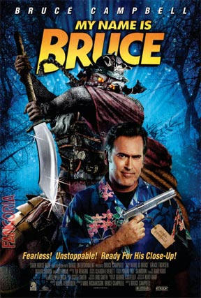 Póster de My Name is Bruce!