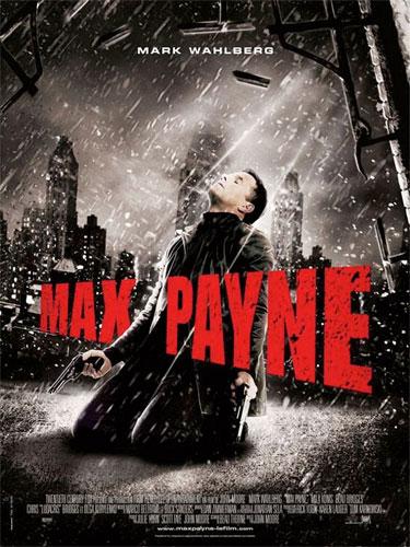Nuevo póster de Max Payne