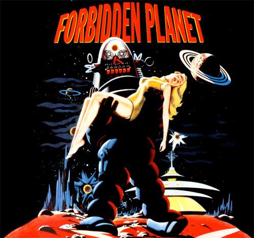 Planeta Prohibido se ha ganado el derecho a remake!