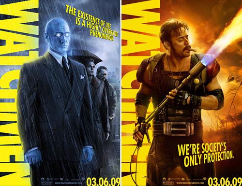 Carteles de Watchmen