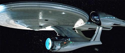 La nueva USS Enterprise de Star Trek