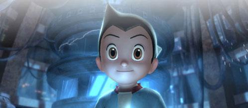 Nueva imagen de Astroboy