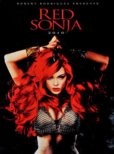 Nuevo cartel de Red Sonja (baja calidad)
