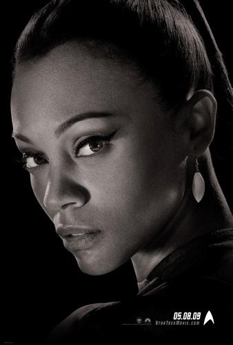 Póster de Star Trek. Uhura