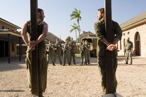 En la Guerra del Vietnam, Creed y Logan compartían hasta el pelotón de fusilamiento
