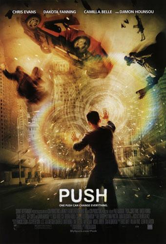Nuevo cartel de Push