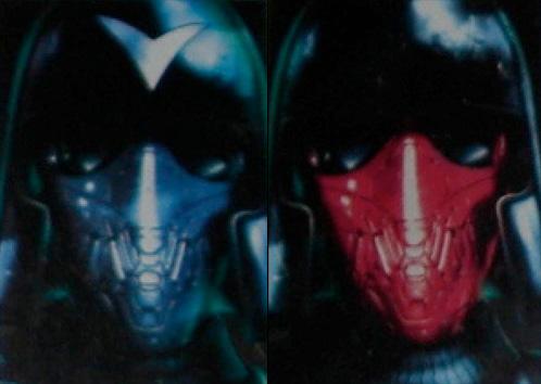 El rostro de los soldados Cobra en G.I. Joe: Rise of Cobra