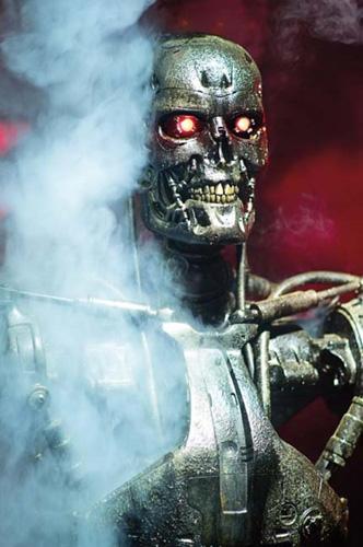 T-800 de Terminator: Salvation!
