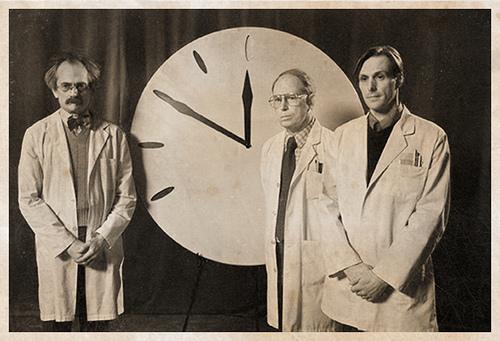 El reloj del Juicio Final