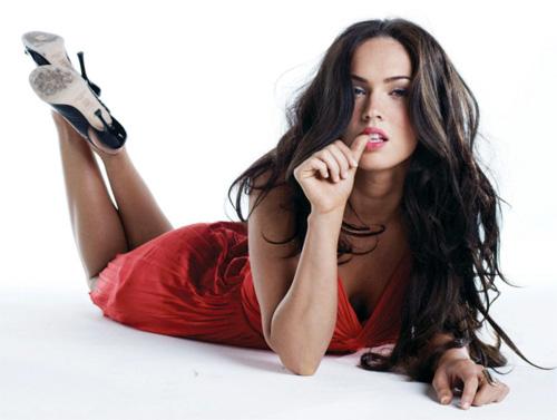 Megan Fox, siempre apetecible