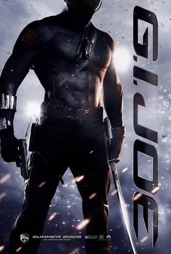 Nuevo póster de G.I. Joe: The Rise of Cobra