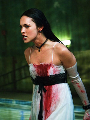 Megan Fox en Jennifer's Body