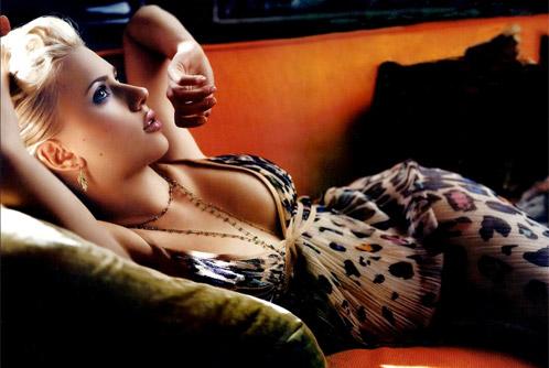 Scarlett Johannson... gladiadora